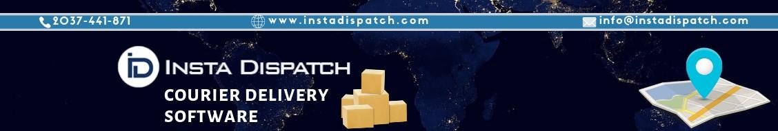 InstaDispatch - Courier Management Software   LinkedIn