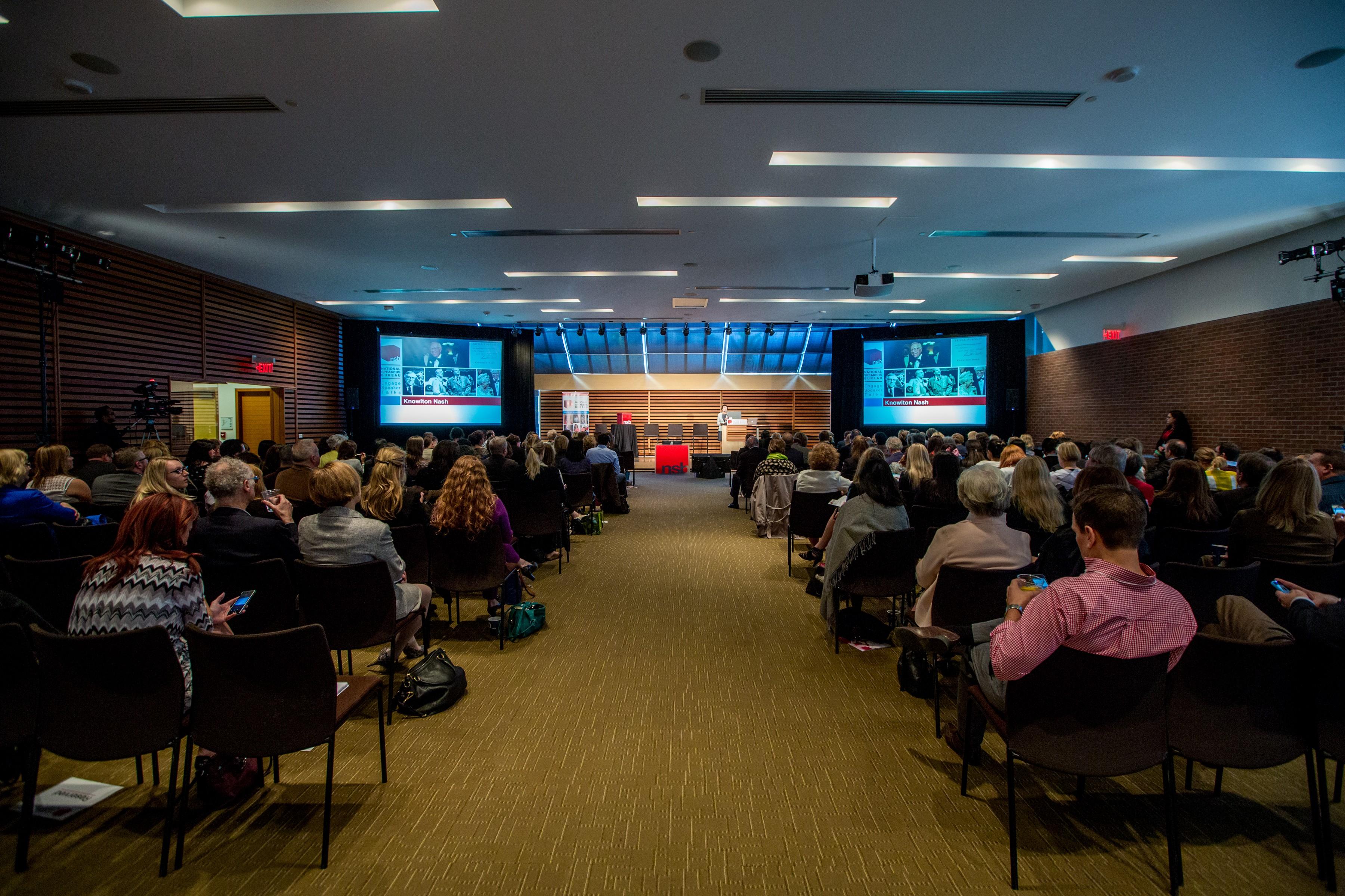 National Speakers Bureau & Global Speakers Agency | LinkedIn