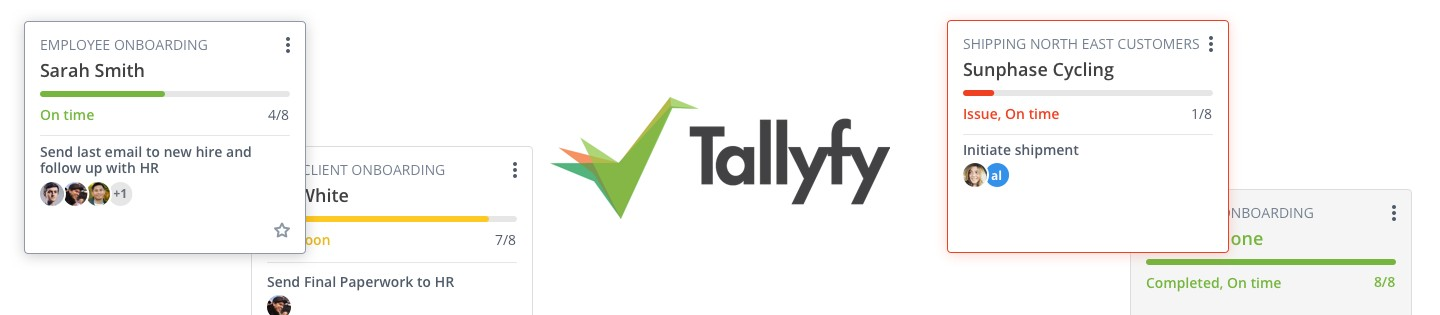 Tallyfy - Beautiful Workflow Software | LinkedIn