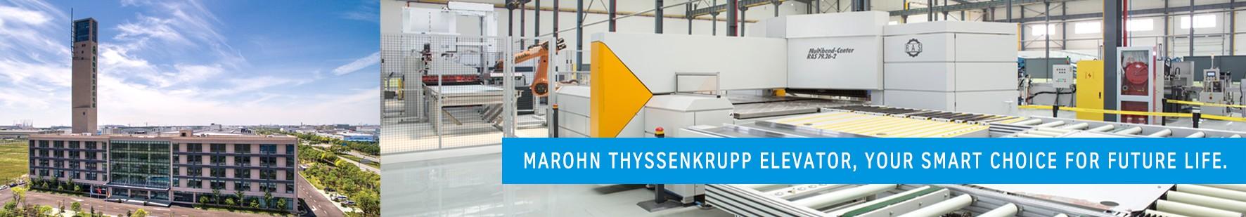 Marohn ThyssenKrupp Elevator Co , Ltd    LinkedIn