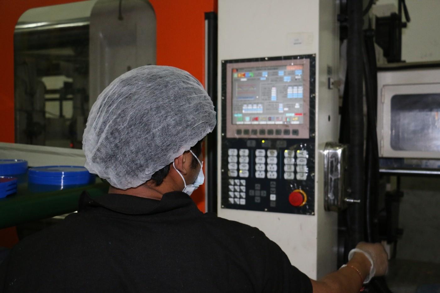 Aalmir Plastic Industries LLC, Plastic contract manufacturer
