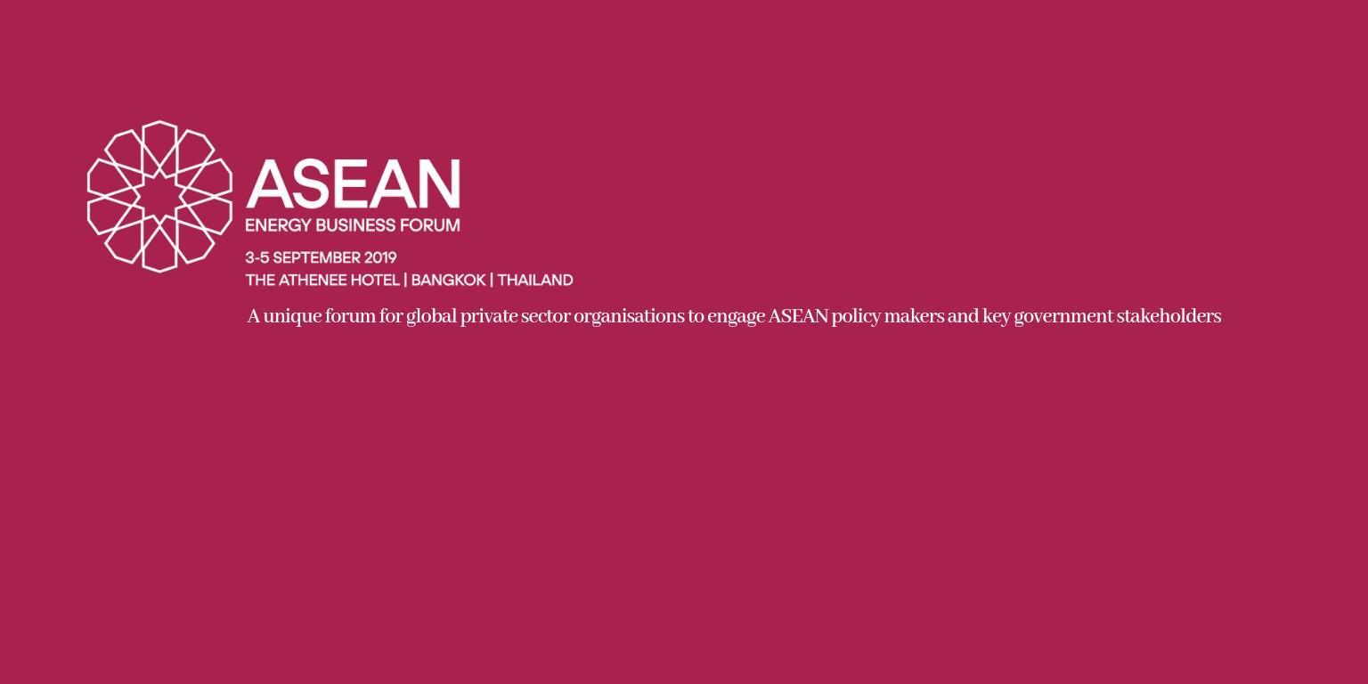 ASEAN Energy Business Forum 2019 | LinkedIn