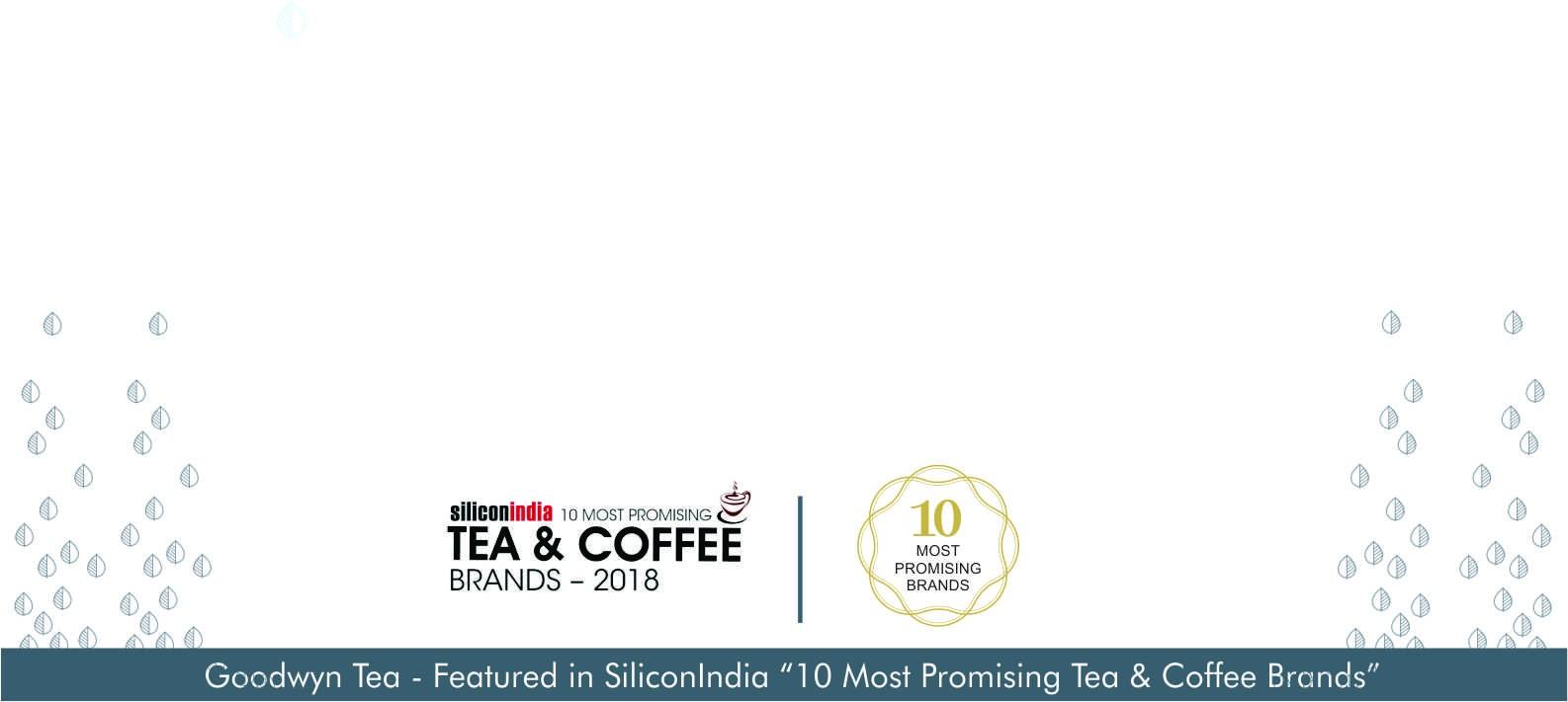 Goodwyn Tea - Blend For Good | LinkedIn
