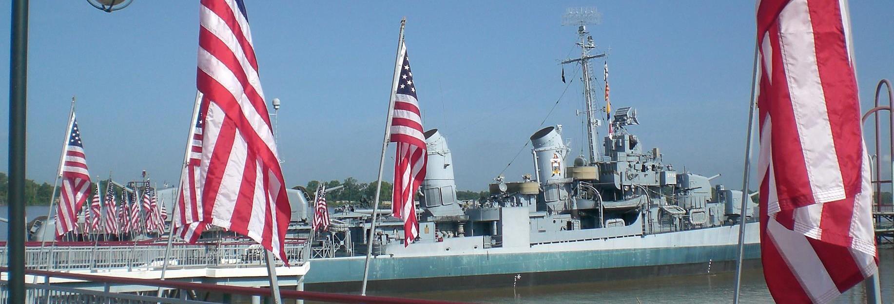 USS Kidd Veterans Museum | LinkedIn