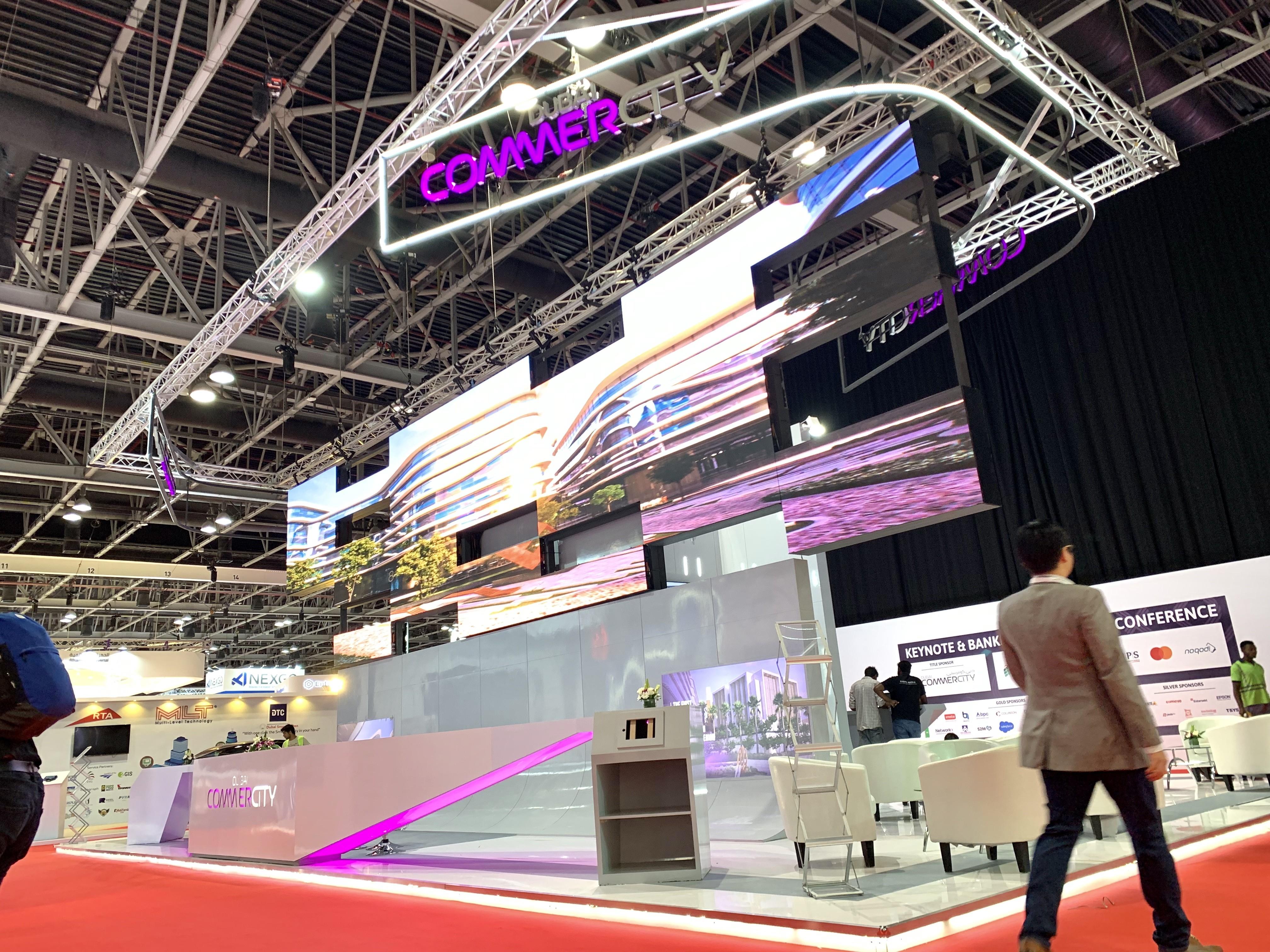 D Exhibition Jobs In Dubai : Cross concept exhibitions linkedin