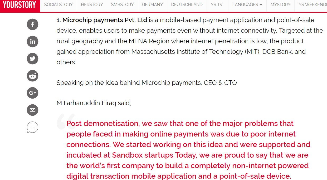 Microchip Payments | LinkedIn