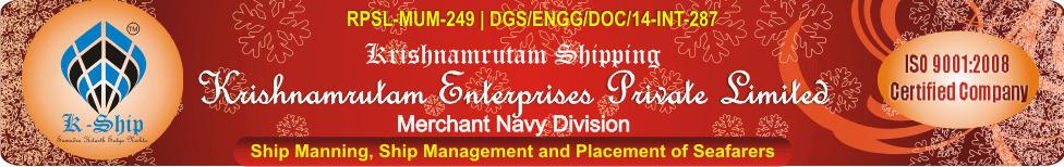 K-Ship Krishnamrutam Enterprises Private Limited RPSL-MUM-249