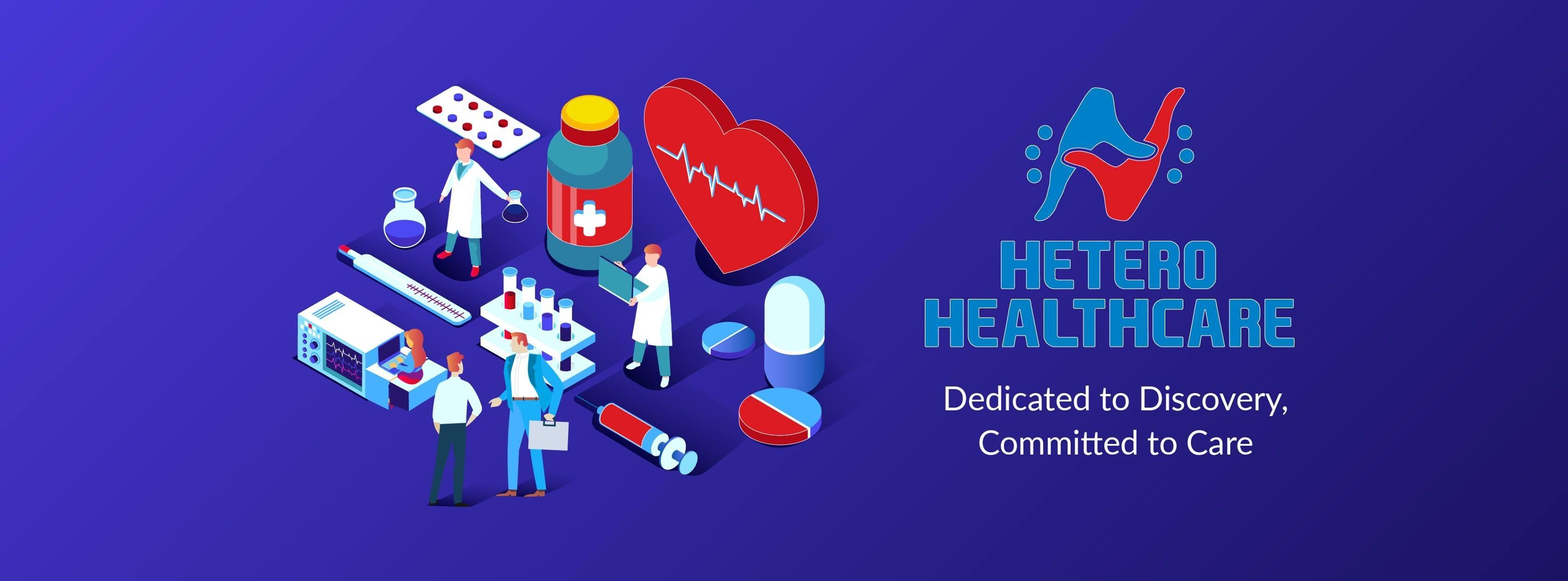 HETERO HEALTHCARE LIMITED | LinkedIn