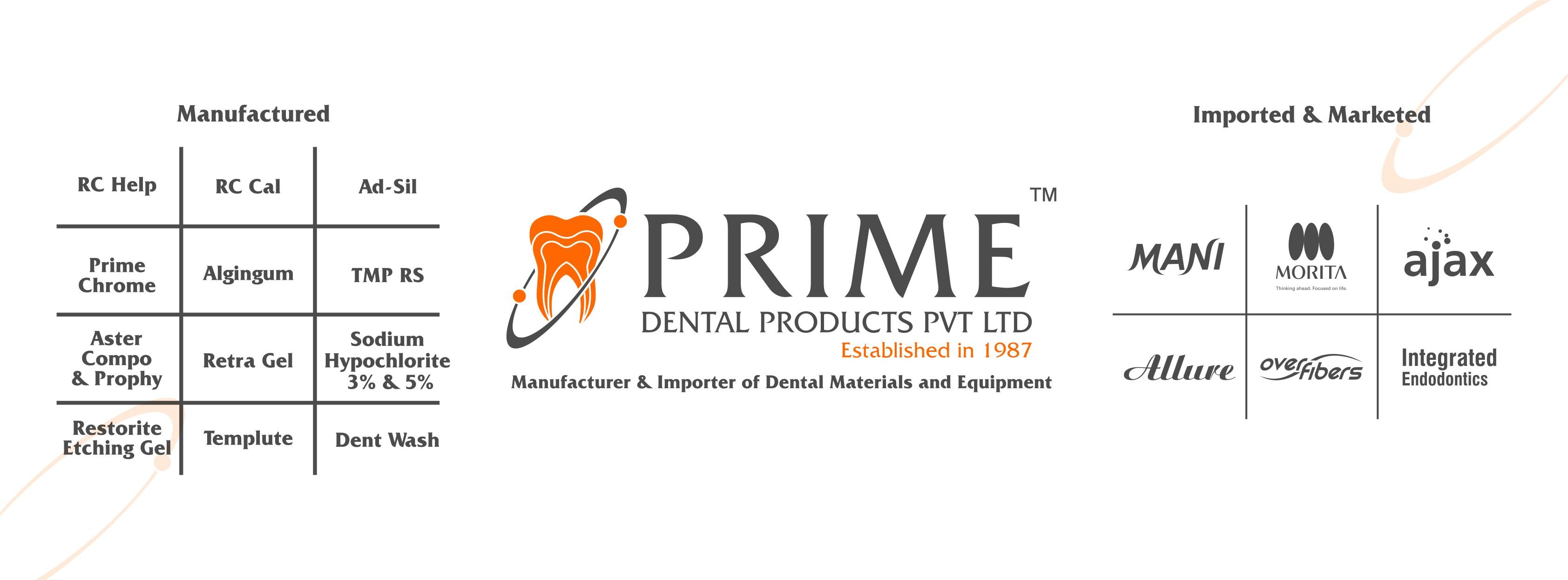 Prime Dental Products Pvt Ltd - India | LinkedIn