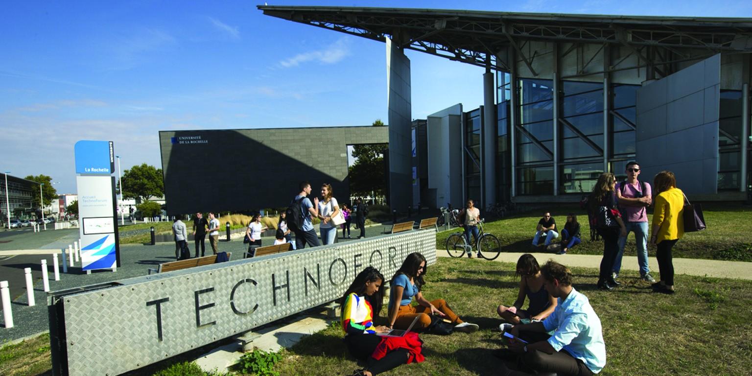 La Rochelle Université   LinkedIn