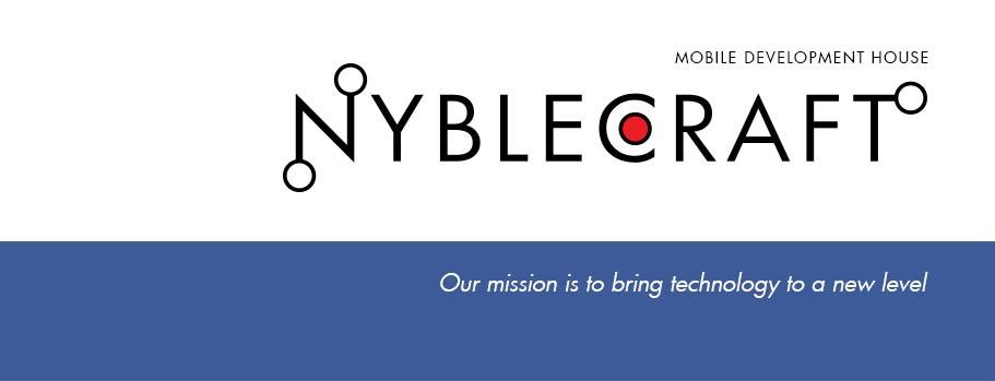 NybleCraft | App Development House | iOS, Android, IoT, AI, AR