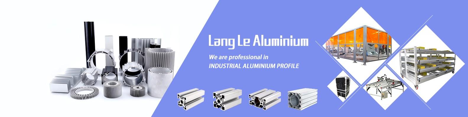 industrial aluminium profile china anodized industrial