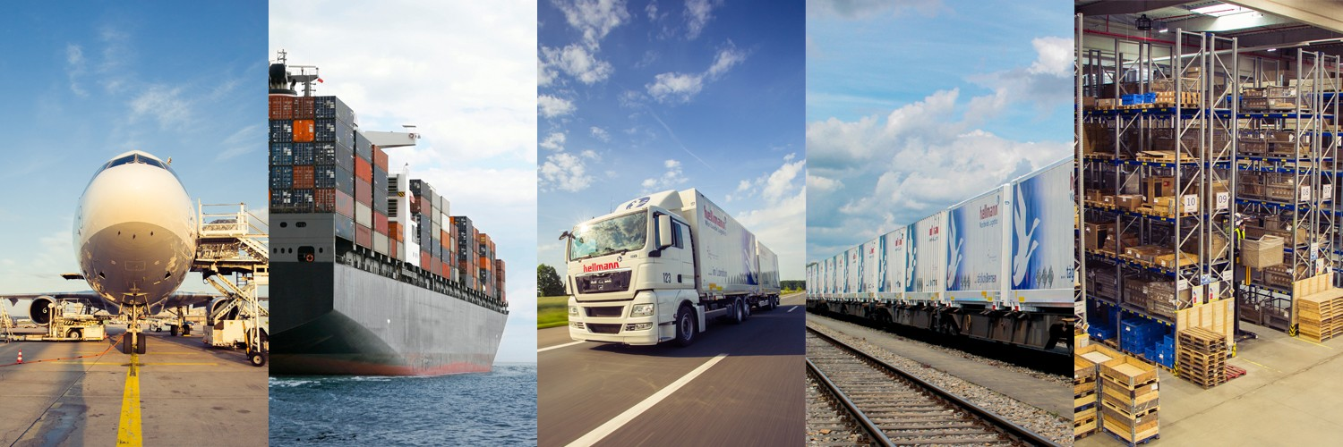 Hellmann Worldwide Logistics - Middle East and South Asia