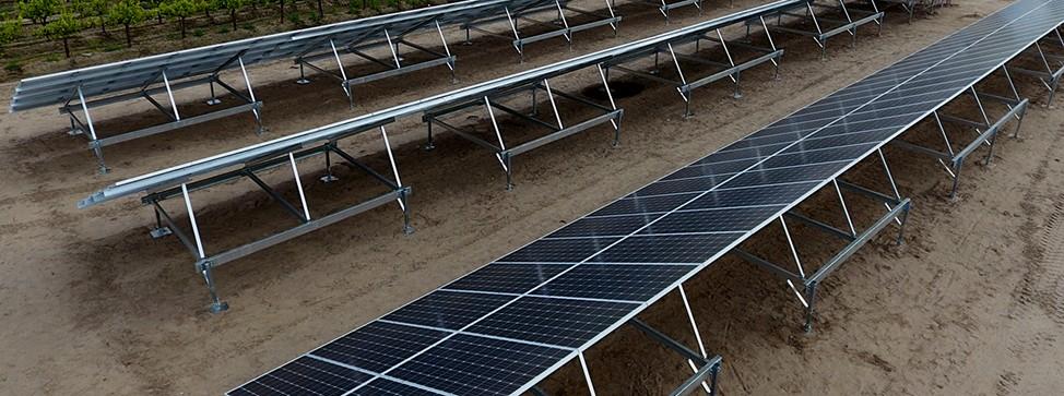 Osprey PowerPlatform - Ground Mount Solar Racking   LinkedIn