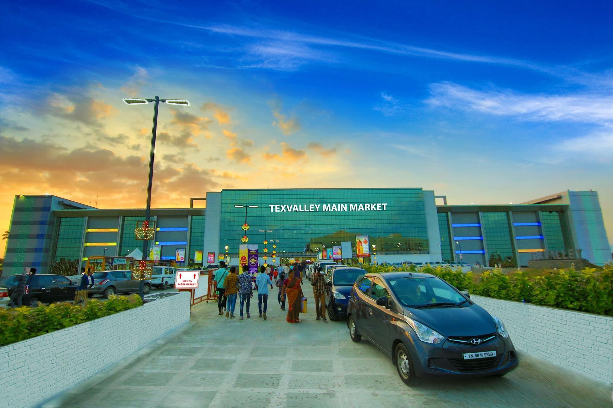 TEXVALLEY - Erode Textile Mall Pvt Ltd   LinkedIn
