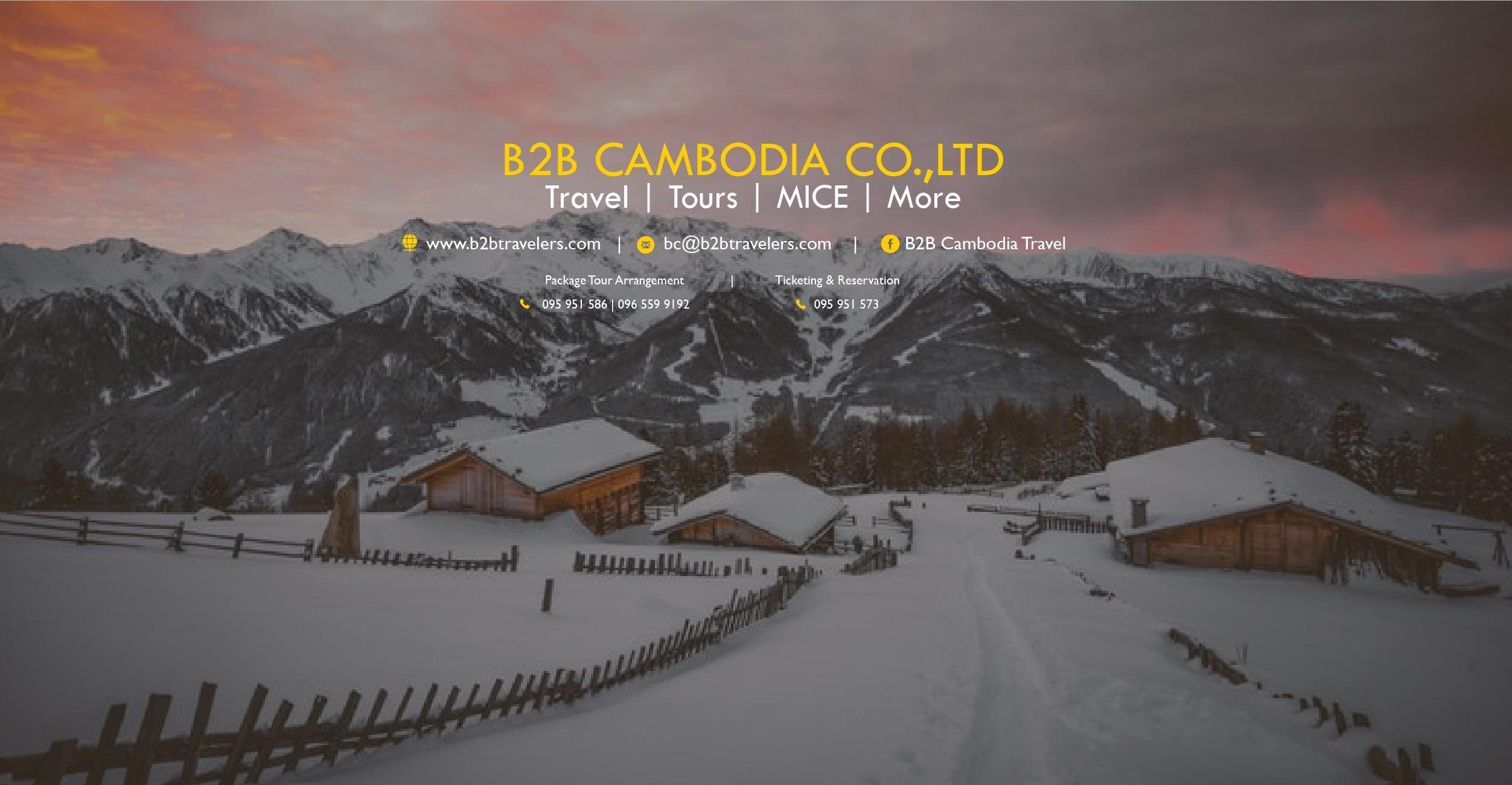 B2B Cambodia Co, Ltd | LinkedIn