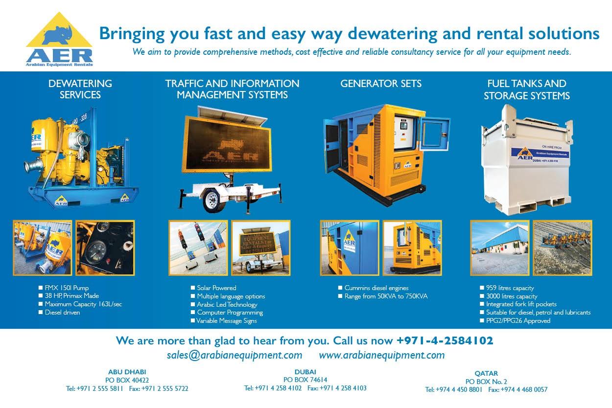 Arabian Equipment Rentals LLC | LinkedIn
