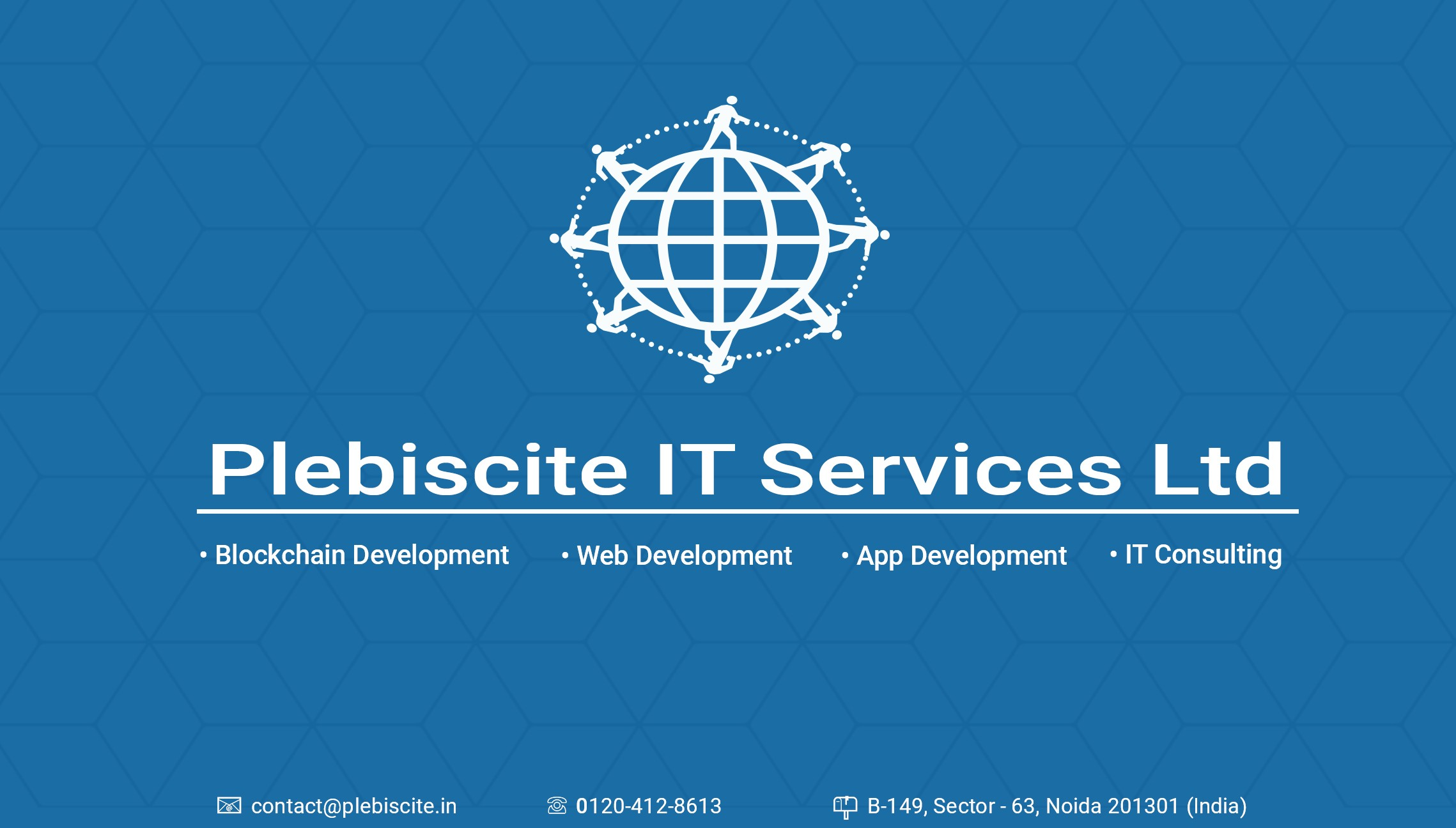 Plebiscite IT Services Pvt Ltd | LinkedIn