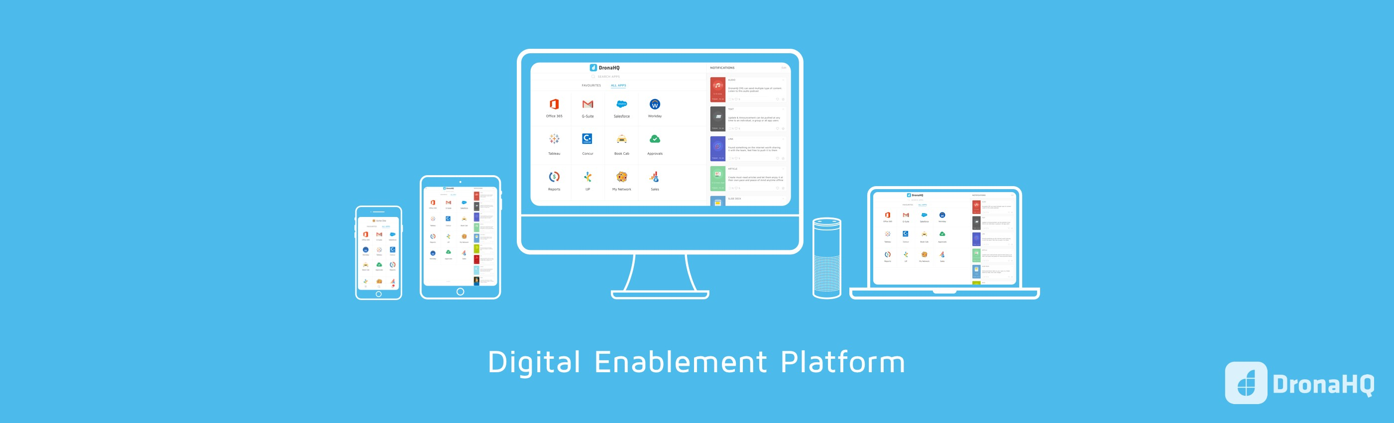 DronaHQ - Low Code App Development Platform | LinkedIn