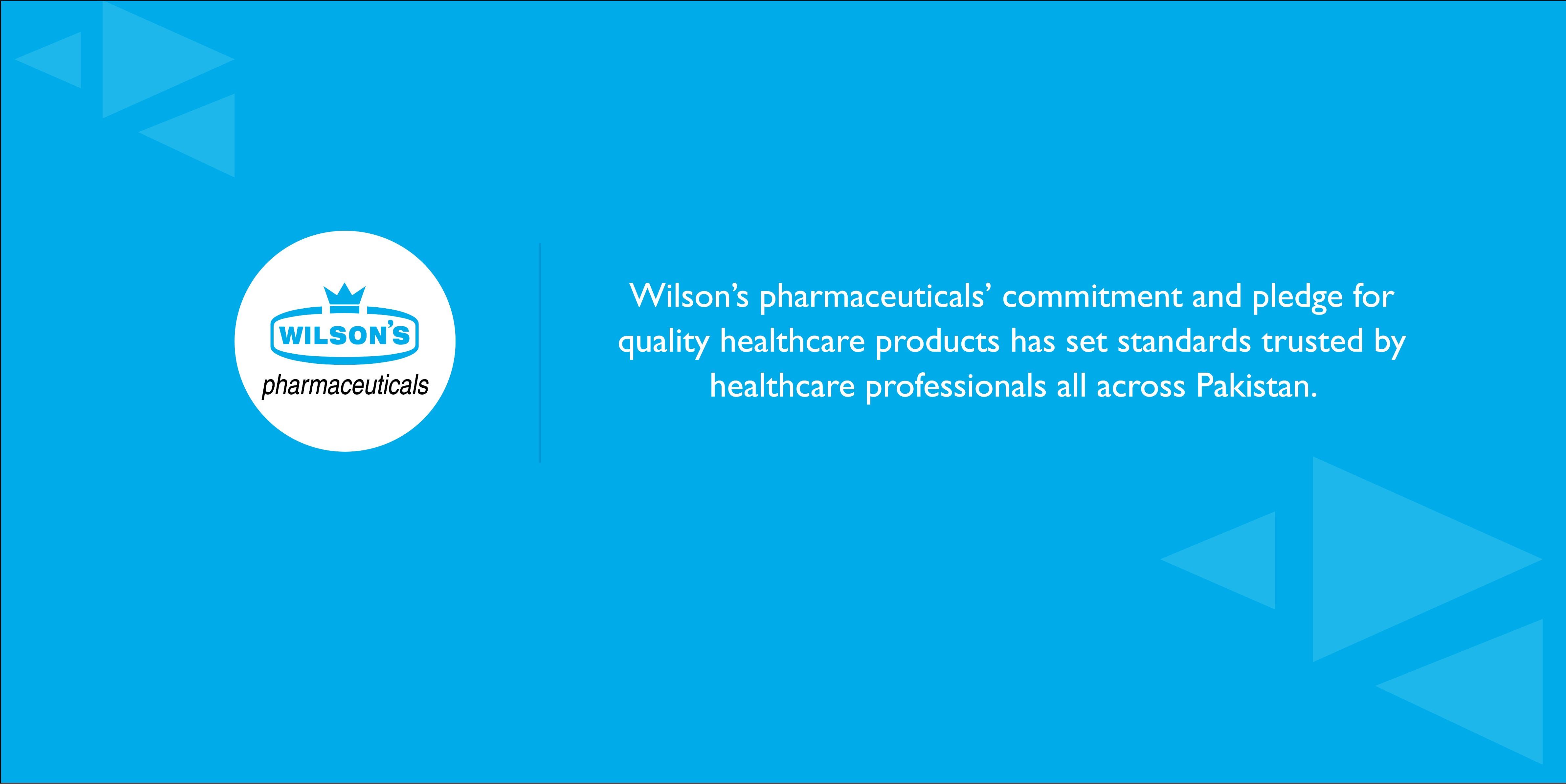 Wilson's Pharmaceuticals   LinkedIn