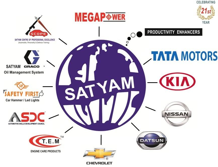 SATYAM Group of Companies   LinkedIn