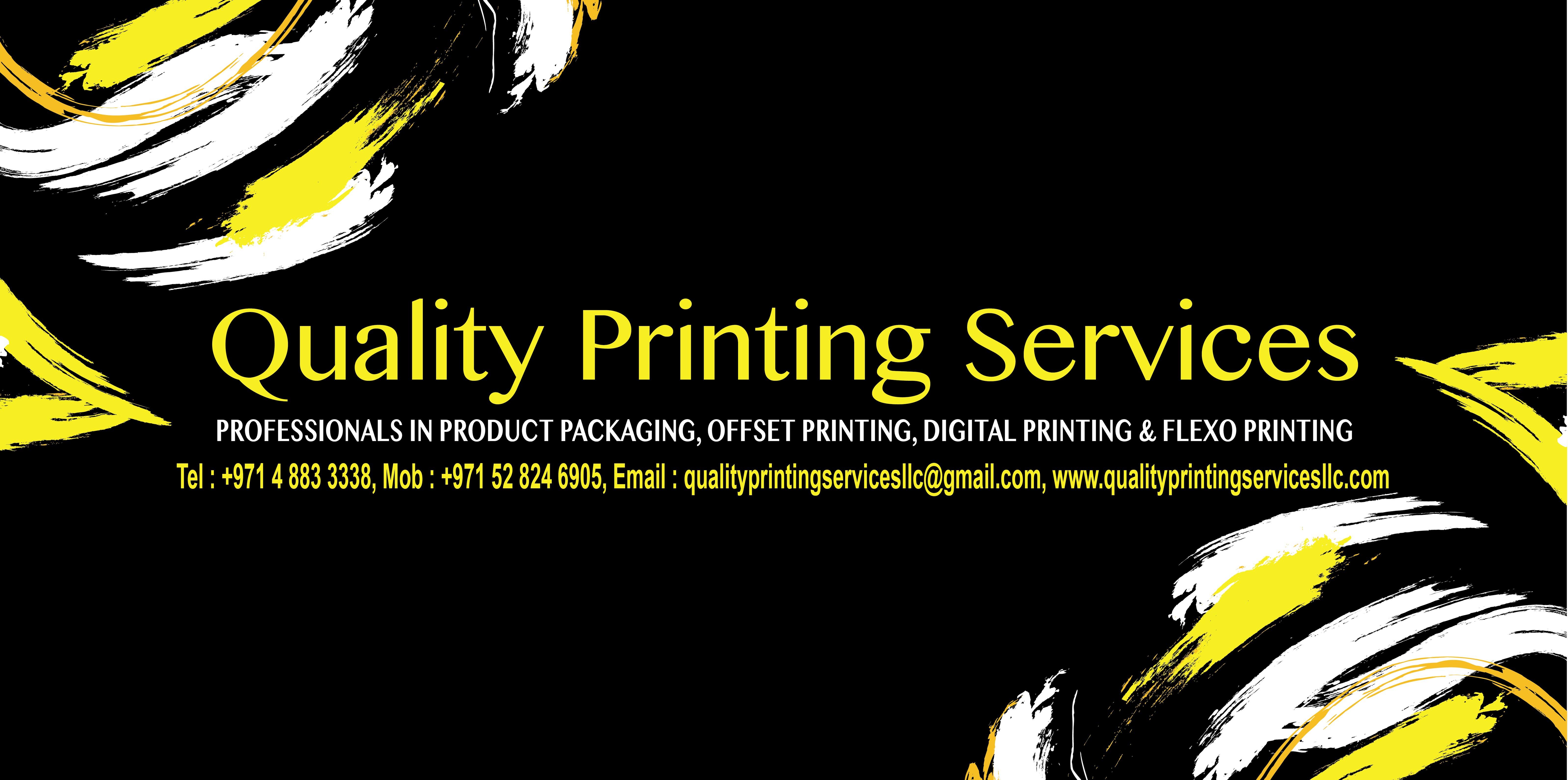 QUALITY PRINTING SERVICES LLC   LinkedIn