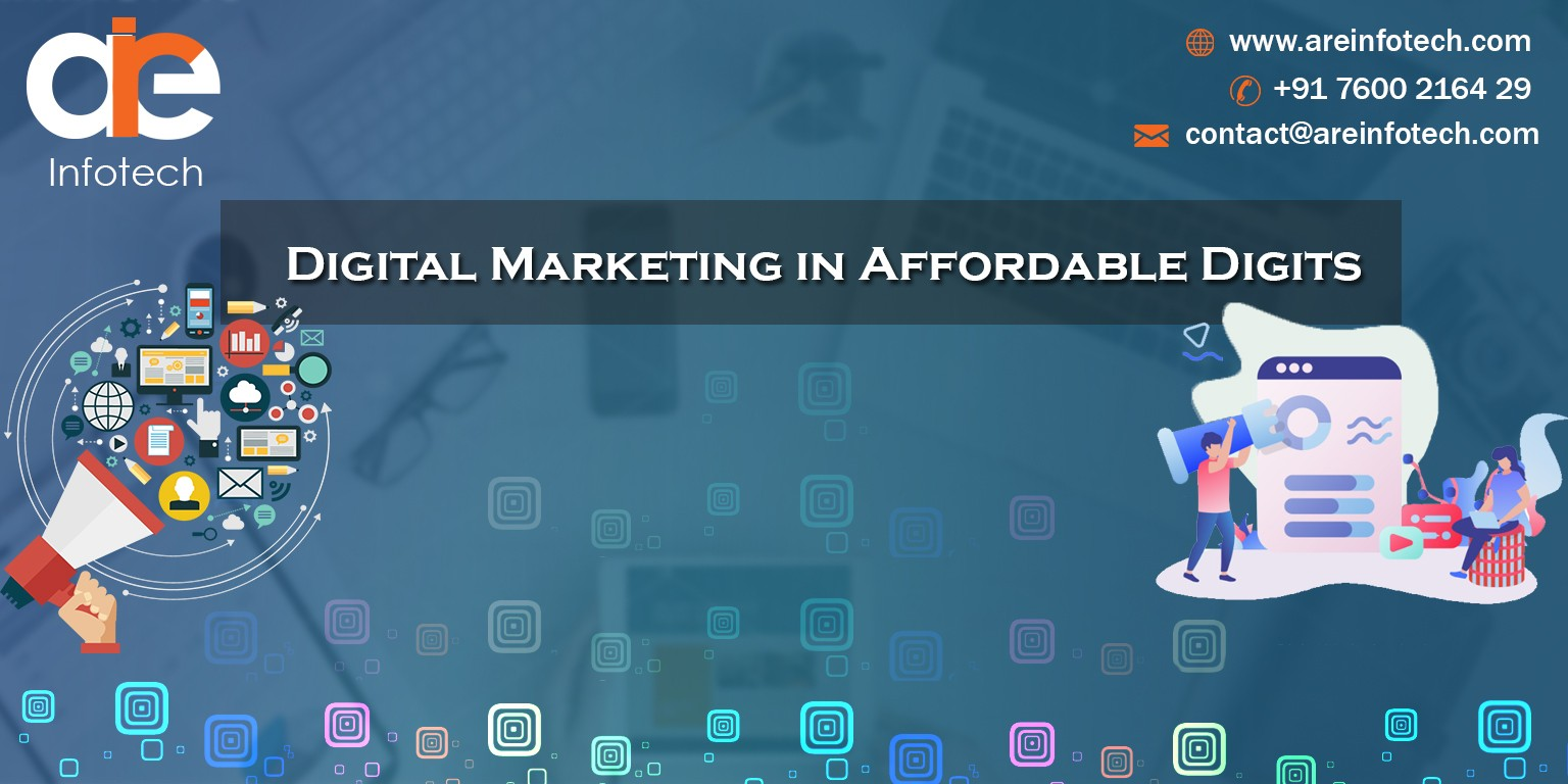 ARE InfoTech - SEO Services, Digital Marketing, Website