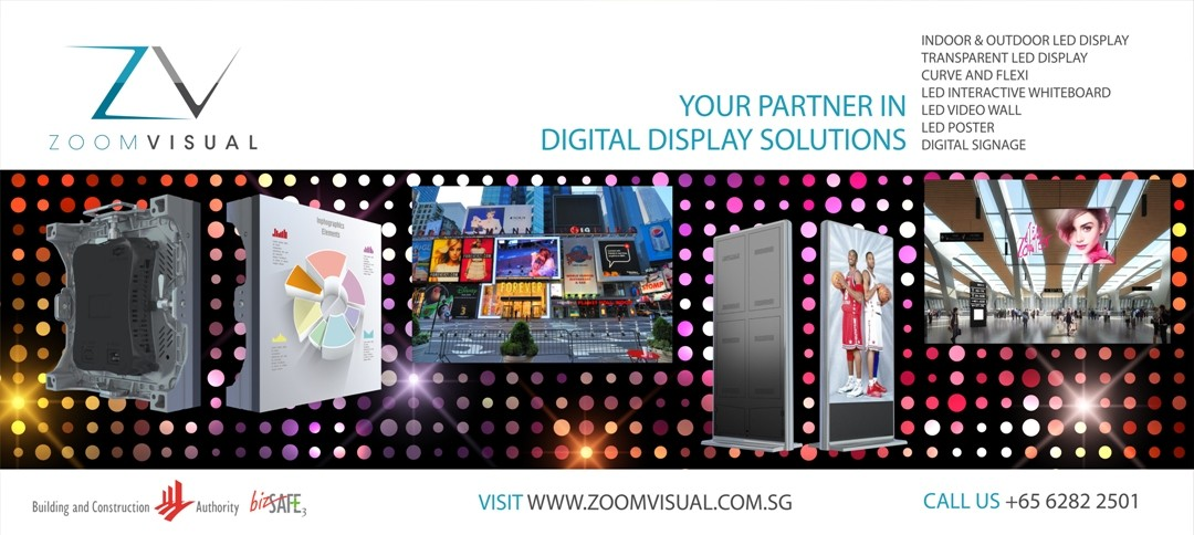 ZOOM VISUAL PTE LTD | LinkedIn