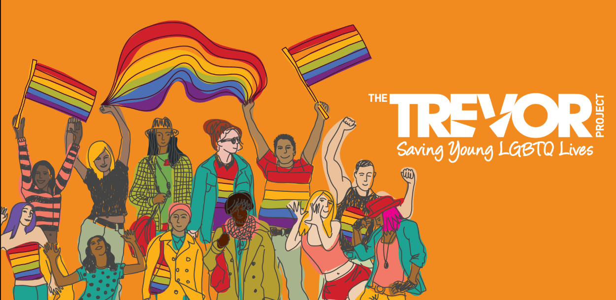 Image result for e Trevor Project