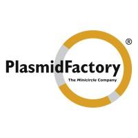 Resultado de imagen de Plasmid factory logo