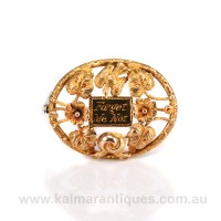 Kalmar Antiques the Finest Antique and Vintage Jewellery in