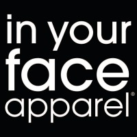 Image result for in your face apparel logo