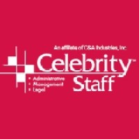 Celebrity Staff - Administrative, Management, and Legal ...