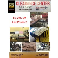 New Look Furniture-Clearance Center