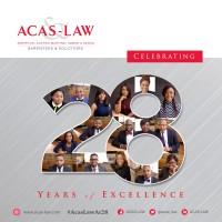 Adepetun Caxton-Martins Agbor & Segun (ACAS-LAW) | LinkedIn