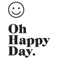 Afbeeldingsresultaat voor oh happy day logo  Jordan Ferney