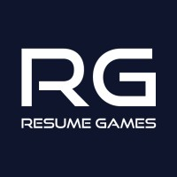 Resume Games First Choice Of Gamers Around The World Linkedin