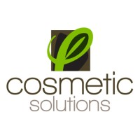 Cosmetic Solutions - Private Label Skin Care Manufacturer
