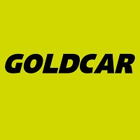 Logotipo de Goldcar Rental