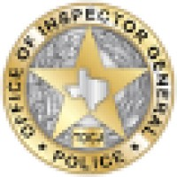 Texas Department of Criminal Justice - Office of the Inspector