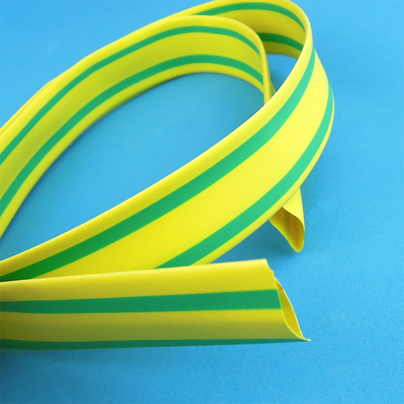 Tips on Using Yellow/Green heat shrink Sleeve   Nicky Xiong   Pulse ...