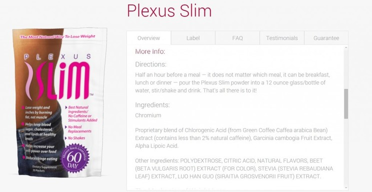 Plexus Slim Instructions Choice Image Instructions Examples In English