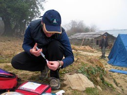 Expedition Medicine in Nepal