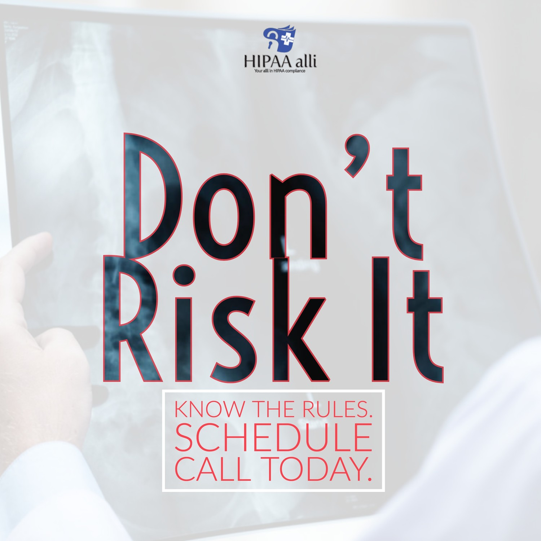 Don't Risk It