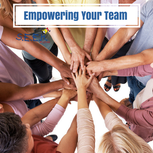 empowering your team lead