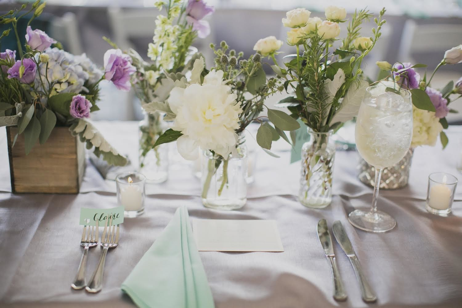 Awesome Wildflowers For Wedding Centerpieces Mold - Wedding Idea ...
