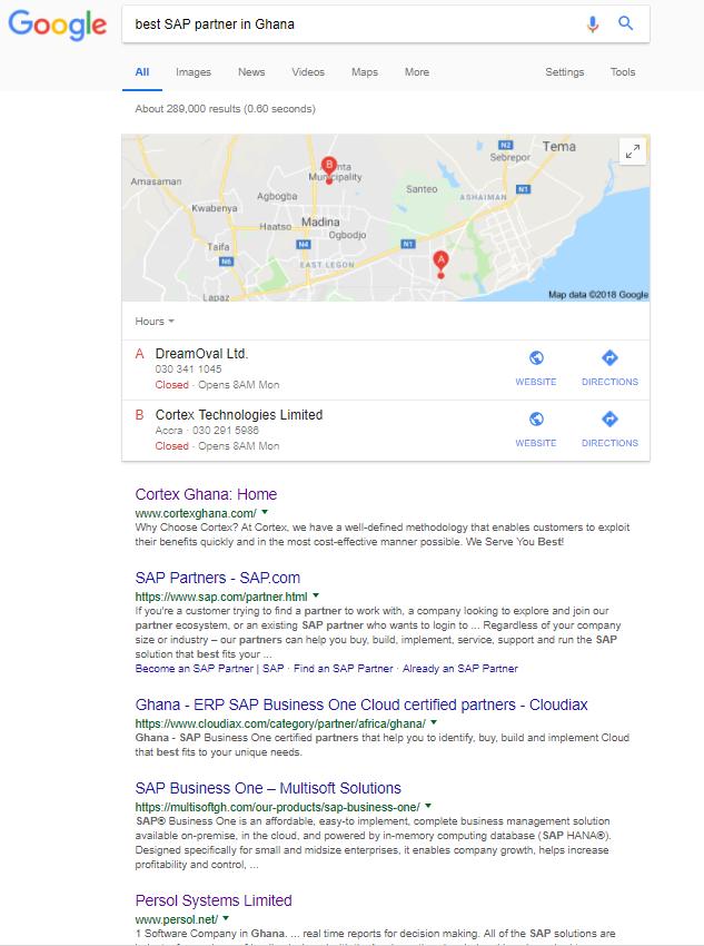 SERP- 2 - Digital Marketing Channels