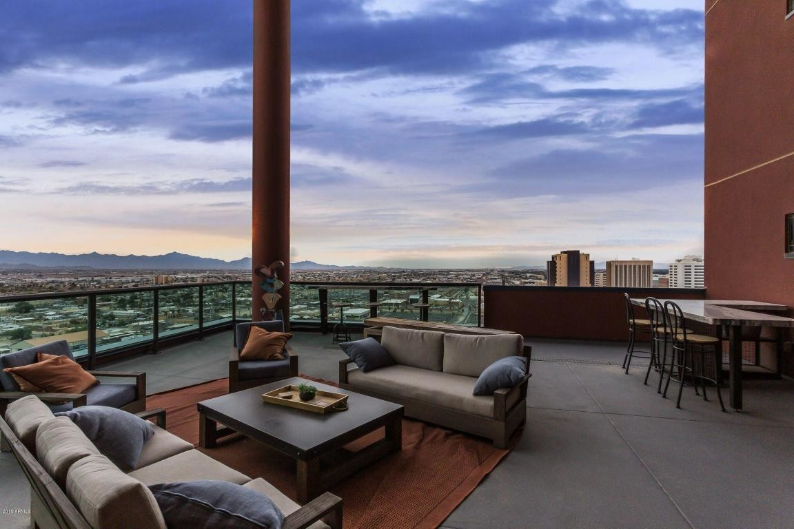 Az High Rise Community Penthouse For Sale In Summit A