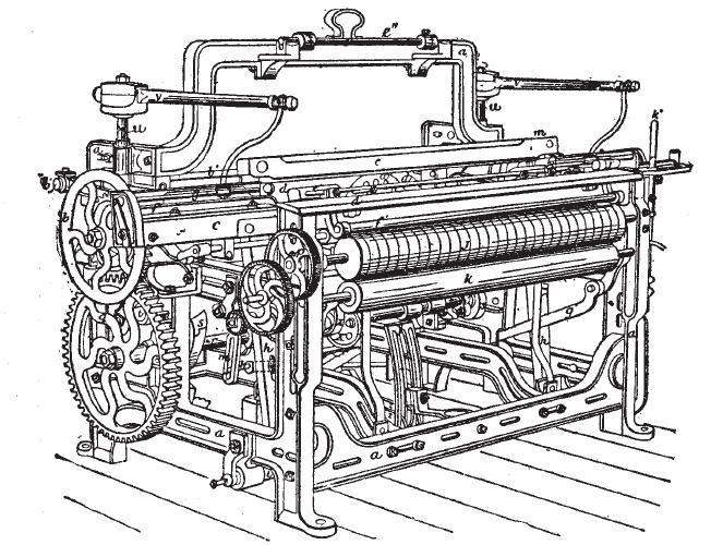 Understanding Weaving: What Are Looms? | Charlie Ross | Pulse | LinkedIn