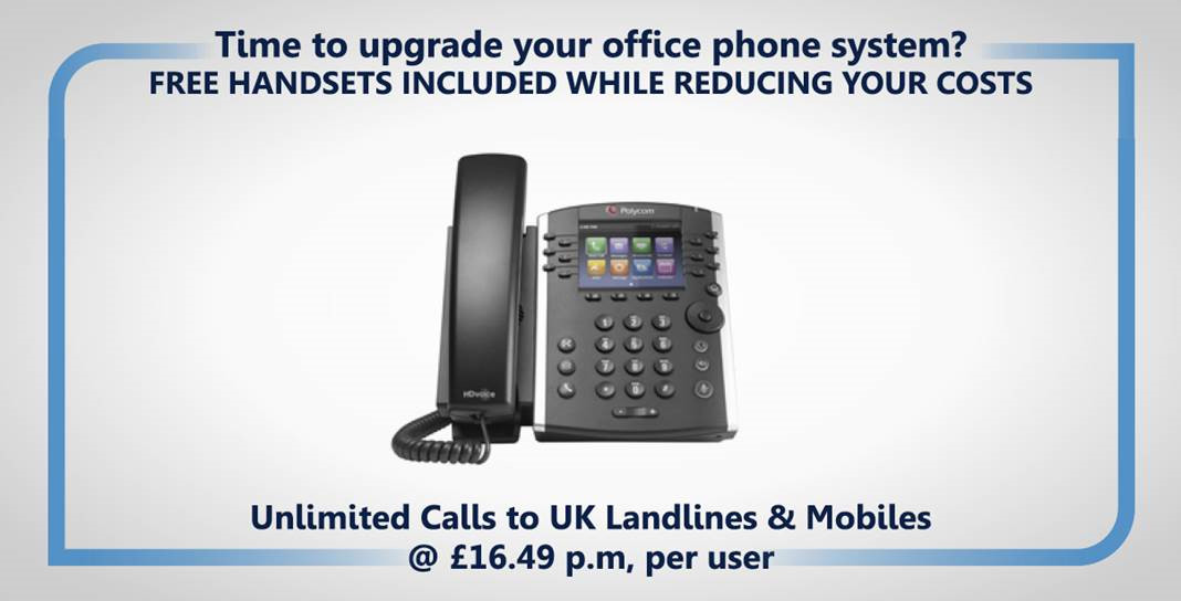 Upgrade Your Office Phone System Today With Unlimited Calls To Landlines Mobiles GBP1649 Pm Per User Contact Zuriel On 0208 457 2402